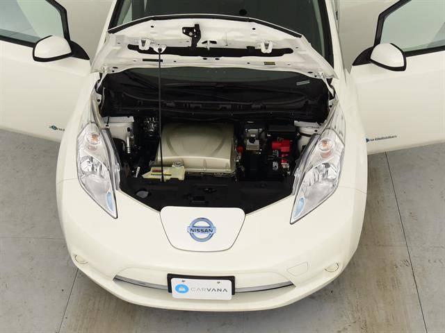 2017 Nissan LEAF 1N4BZ0CP8HC302790
