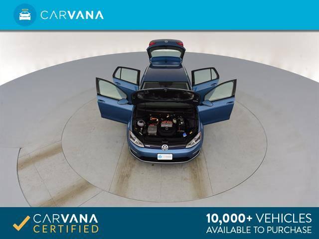 2016 Volkswagen e-Golf WVWKP7AU9GW915130