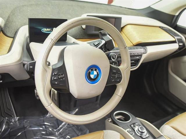 2015 BMW i3 WBY1Z4C59FV503013