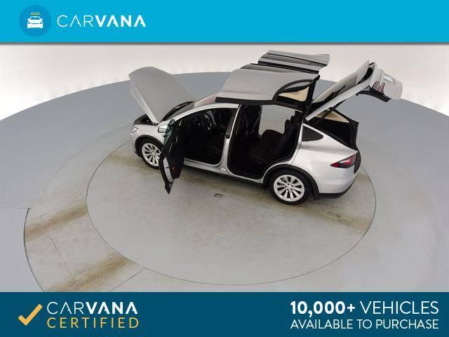 2017 Tesla Model X 5YJXCDE2XHF034368