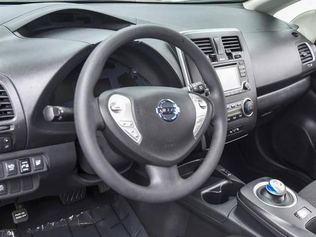 2017 Nissan LEAF 1N4BZ0CP7HC311187