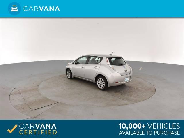 2017 Nissan LEAF 1N4BZ0CP4HC300034