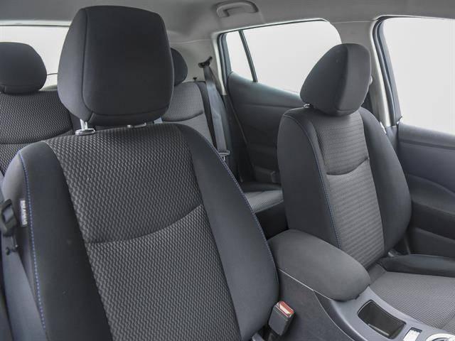2017 Nissan LEAF 1N4BZ0CP3HC304012