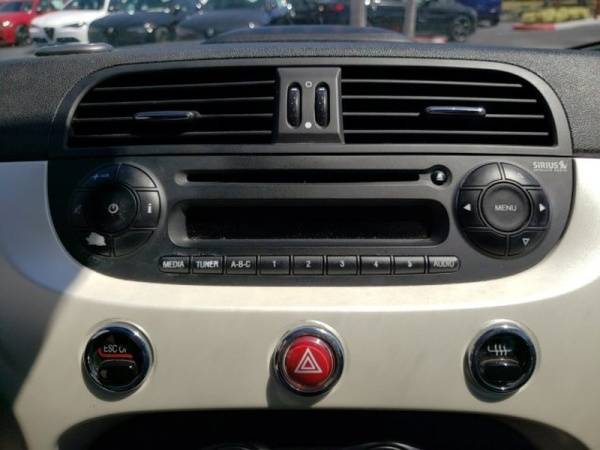 2013 Fiat 500e 3C3CFFGE0DT727622