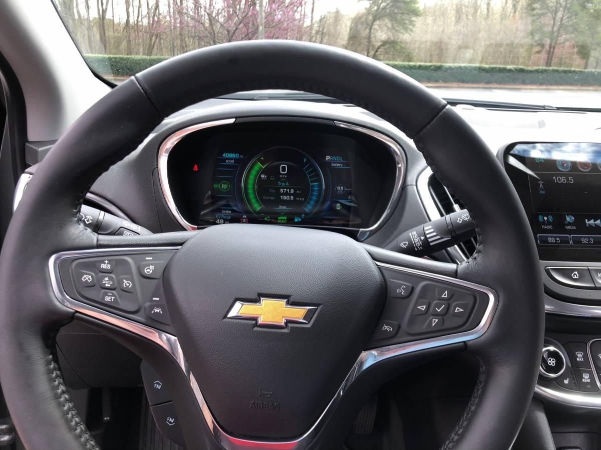 2017 Chevrolet VOLT 1G1RB6S57HU149919