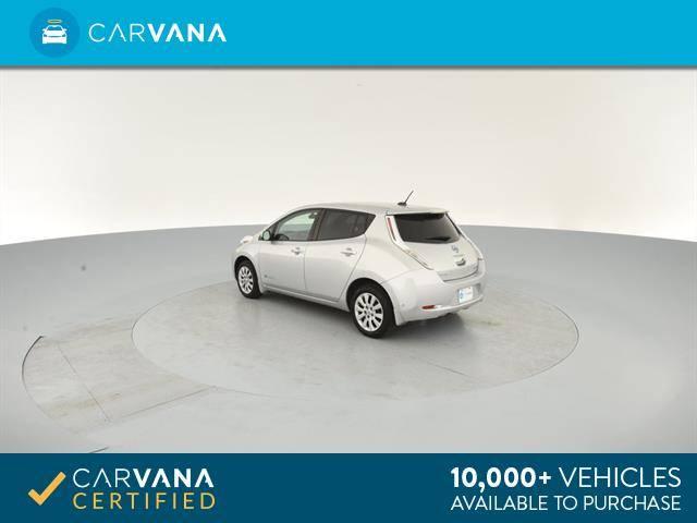 2016 Nissan LEAF 1N4AZ0CP8GC309507