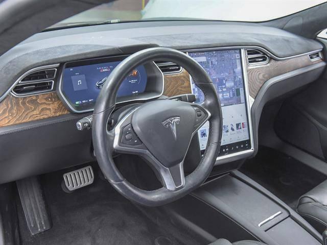 2017 Tesla Model S 5YJSA1E40HF171920
