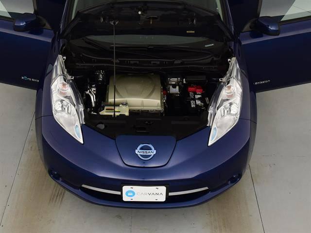 2017 Nissan LEAF 1N4BZ0CP7HC300240