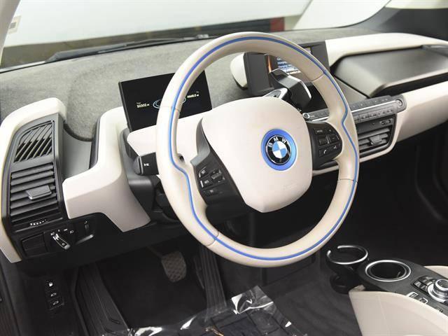 2015 BMW i3 WBY1Z4C56FV502482