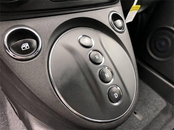 2018 Fiat 500e 3C3CFFGE6JT345381