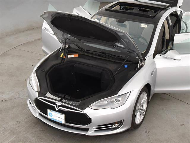 2013 Tesla Model S 5YJSA1CG6DFP09236