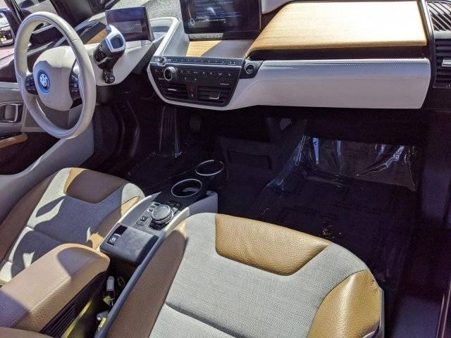 2015 BMW i3 WBY1Z4C52FV502639