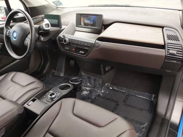 2017 BMW i3 WBY1Z8C56HV550915