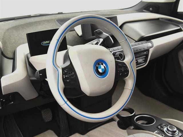2014 BMW i3 WBY1Z4C50EV275515