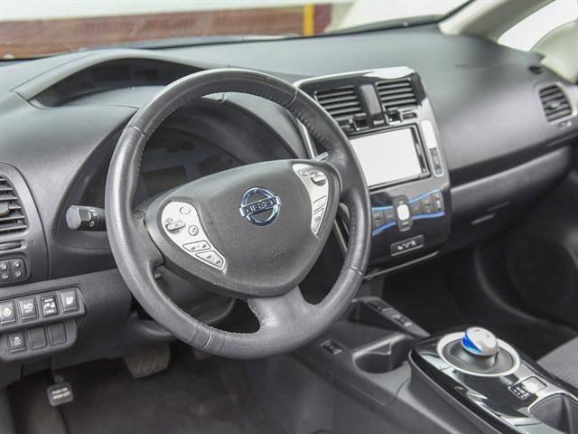 2017 Nissan LEAF 1N4BZ0CP0HC303352