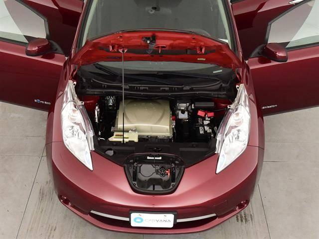 2017 Nissan LEAF 1N4BZ0CP6HC303940