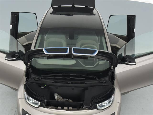 2015 BMW i3 WBY1Z4C55FV503252