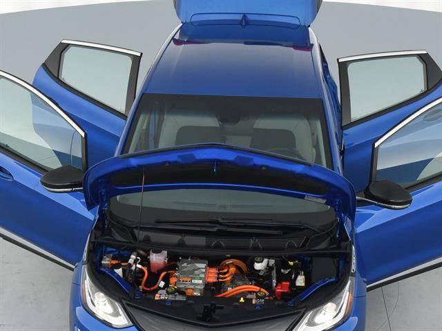 2017 Chevrolet Bolt 1G1FW6S02H4142419