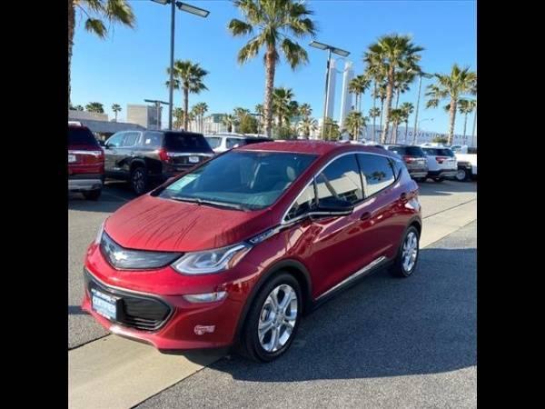 2017 Chevrolet Bolt 1G1FW6S03H4140694
