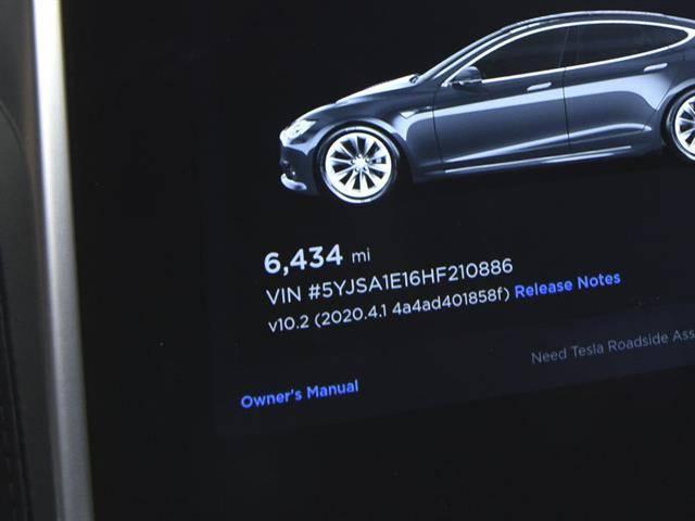 2017 Tesla Model S 5YJSA1E16HF210886