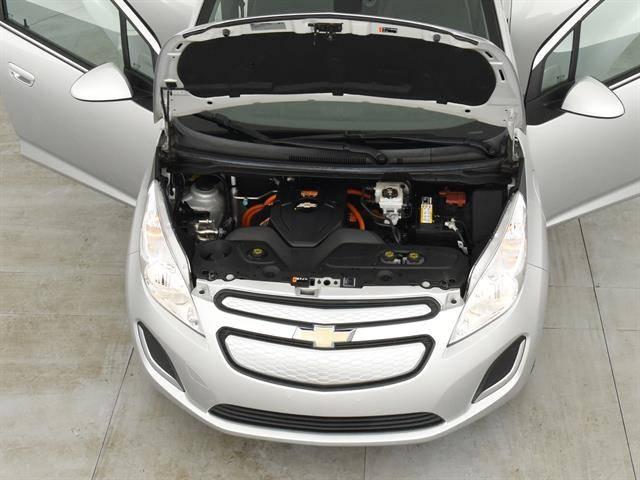 2016 Chevrolet Spark KL8CL6S01GC649991
