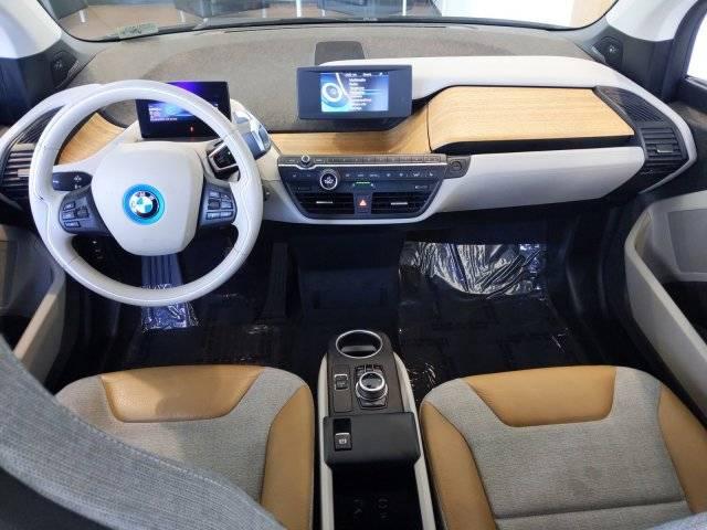 2017 BMW i3 WBY1Z8C33HV891493