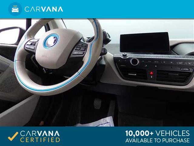 2016 BMW i3 WBY1Z4C57GV506218