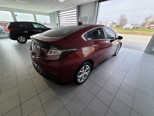 2017 Chevrolet VOLT 1G1RB6S5XHU140602