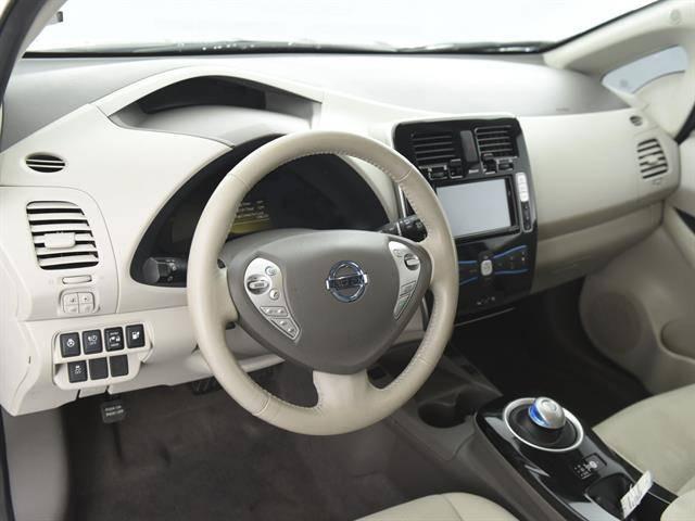 2015 Nissan LEAF 1N4AZ0CP5FC328319