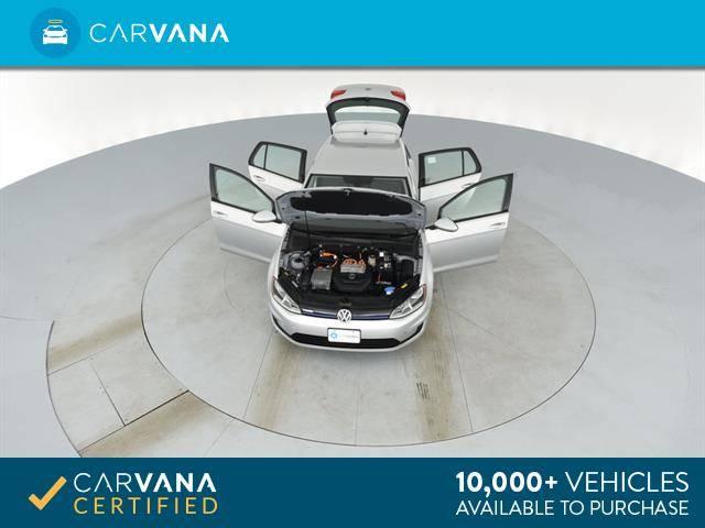 2016 Volkswagen e-Golf WVWKP7AU1GW917342