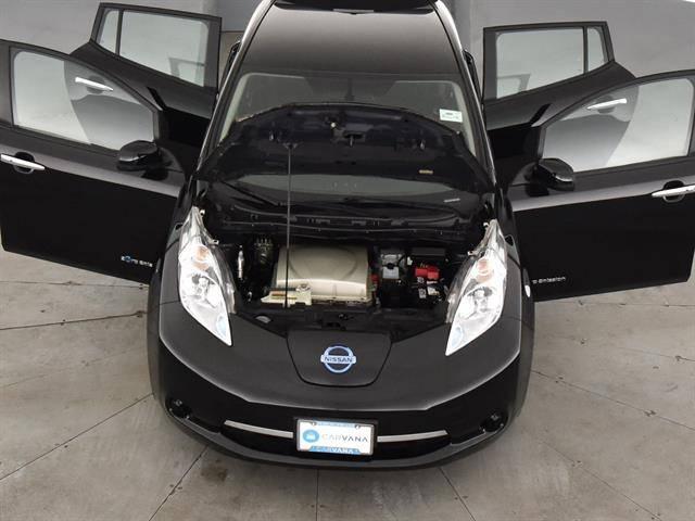 2017 Nissan LEAF 1N4BZ0CP9HC308498