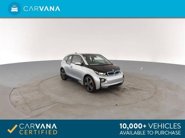 2014 BMW i3 WBY1Z2C58EVX51806