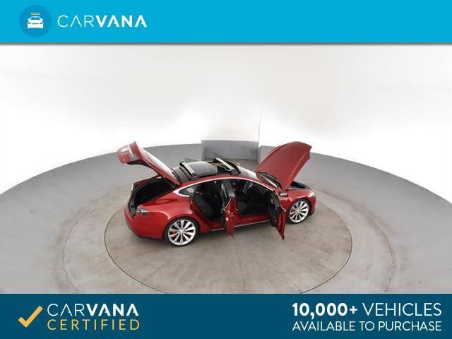 2013 Tesla Model S 5YJSA1CP4DFP26715