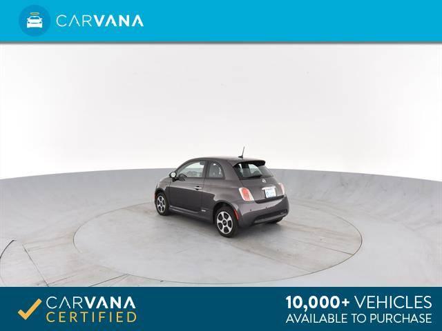 2017 Fiat 500e 3C3CFFGEXHT621040