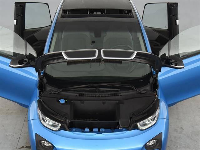 2017 BMW i3 WBY1Z8C51HV551647