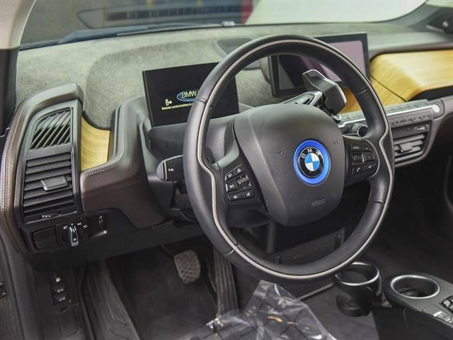 2014 BMW i3 WBY1Z4C56EV275342