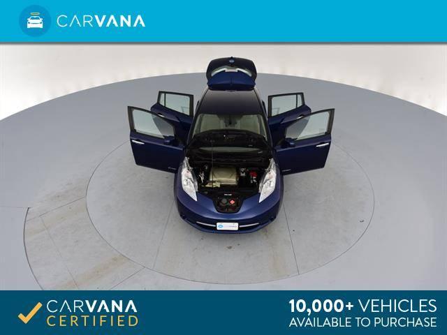 2017 Nissan LEAF 1N4BZ0CP9HC302331
