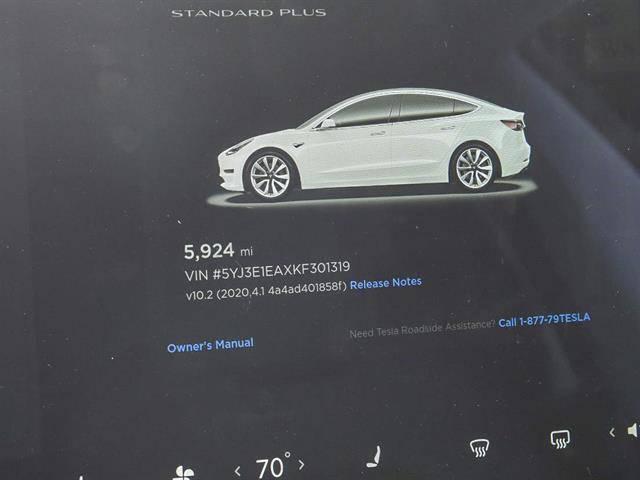 2019 Tesla Model 3 5YJ3E1EAXKF301319