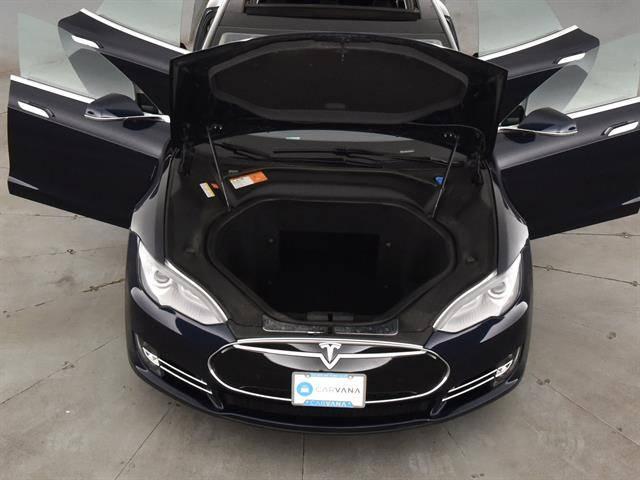 2014 Tesla Model S 5YJSA1H17EFP32790