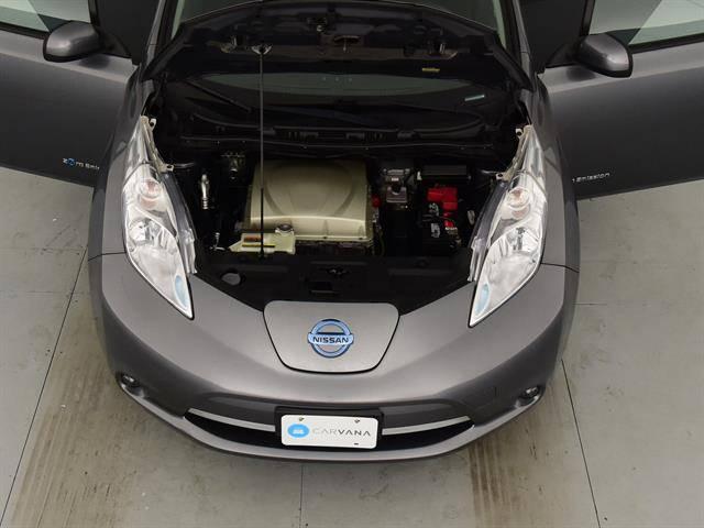 2016 Nissan LEAF 1N4AZ0CP0GC306357