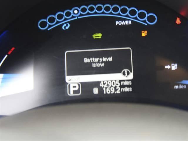 2012 Nissan LEAF JN1AZ0CP4CT024763