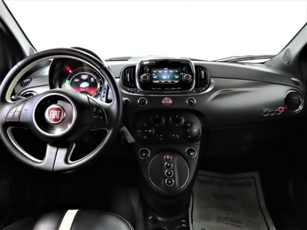 2017 Fiat 500e 3C3CFFGE3HT524066