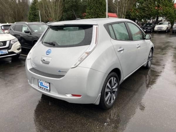2017 Nissan LEAF 1N4BZ0CP3HC309470