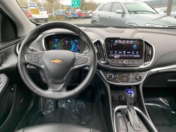 2017 Chevrolet VOLT 1G1RD6S57HU122603