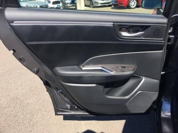 2018 Honda Clarity JHMZC5F18JC005313