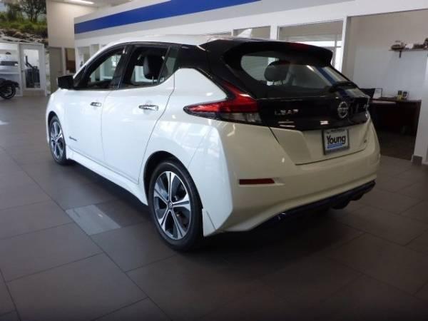 2019 Nissan LEAF 1N4AZ1CP1KC300291