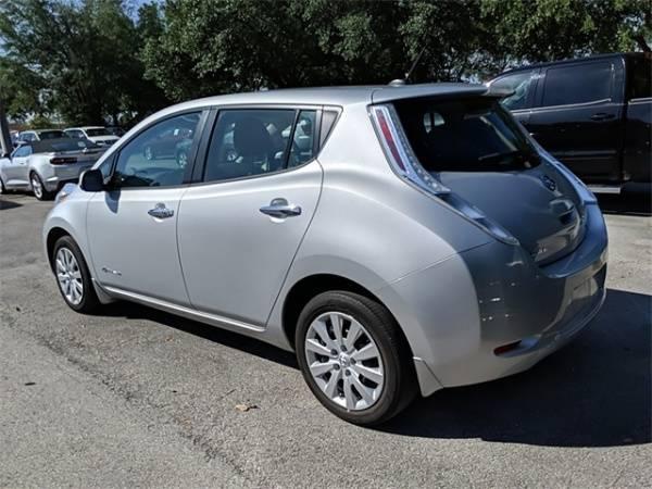 2016 Nissan LEAF 1N4AZ0CPXGC311324