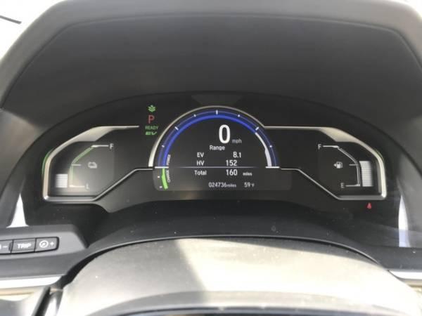 2018 Honda Clarity JHMZC5F3XJC010725