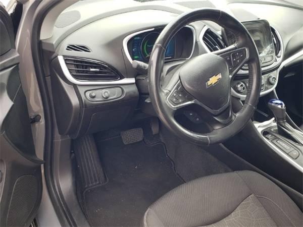 2017 Chevrolet VOLT 1G1RA6S57HU199285