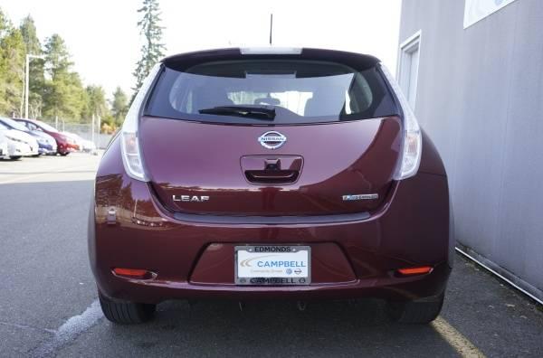 2017 Nissan LEAF 1N4BZ0CP3HC303250